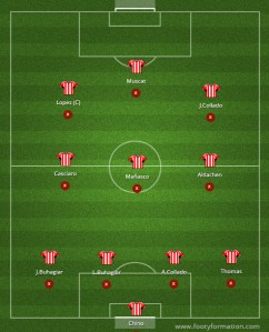 Gib Utd Team