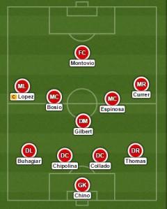 Gib Utd XI vs Europa FC